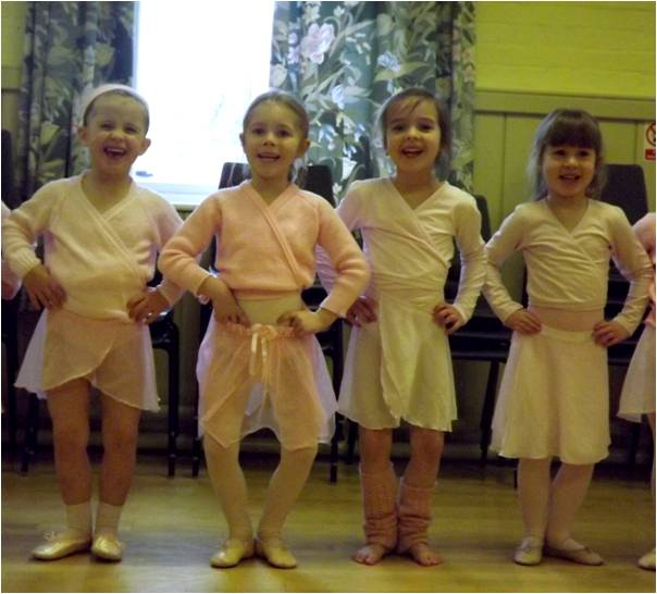 Colorado Ballet Academy Students Take Top Honors In Dance: Buntingford School Of Dance